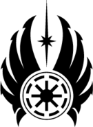 Galactic Empire Symbol Tattoo