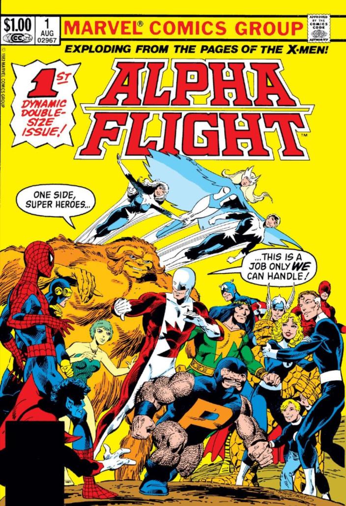 COLECCIÓN DEFINITIVA: ALPHA FLIGHT [UL] [cbr] Alpha_Flight_Vol_1_1
