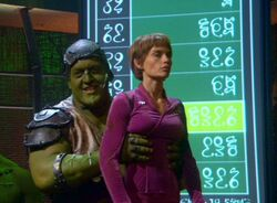 T'Pol auction