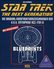 Star Trek The Next Generation Blueprints