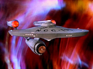 A USS Enterprise (NCC-1701)