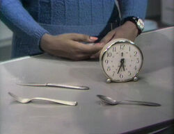 Forksandclock