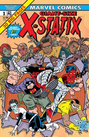X-Statix #1