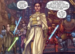 [Cómic] Star Wars: Purga Kesselconclave