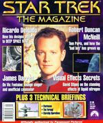 Star Trek The Magazine volume 1 issue 9 cover