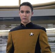 Wesley Crusher (parallel)