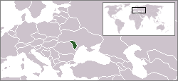 LocationMoldova