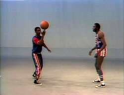 Sesame Street 5 The Harlem Globetrotters