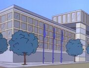 J. Edgar Hoover Building animated