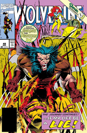Wolverine Vol 2 49