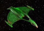 Romulan Griffin Armada