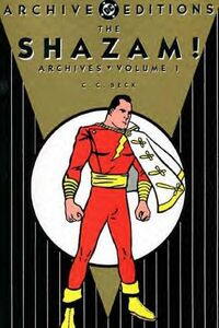 Shazam Archives Volume 1