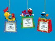Kurt Adler mini frames christmas