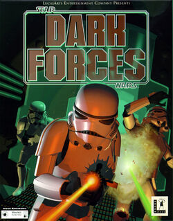 Dark Forces Box Cover