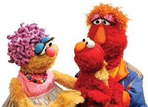 Elmo Family