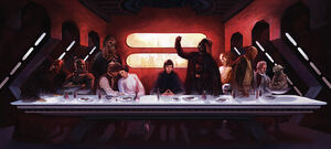 GiantMag LastSupper