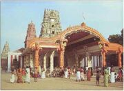 Nallur kandaswami