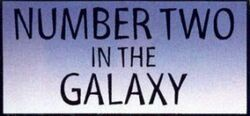 NumberTwoInTheGalaxy