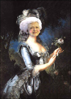 Barbara Bush Antoinette