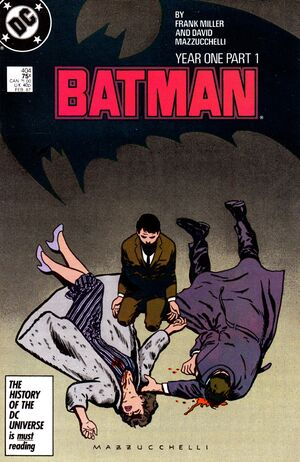 Cover for Batman #404 (1987)