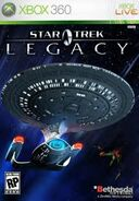 Legacy Xbox cover
