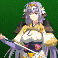 Sengoku Rance - Sen Hime