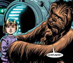 Chewbacca Jaina