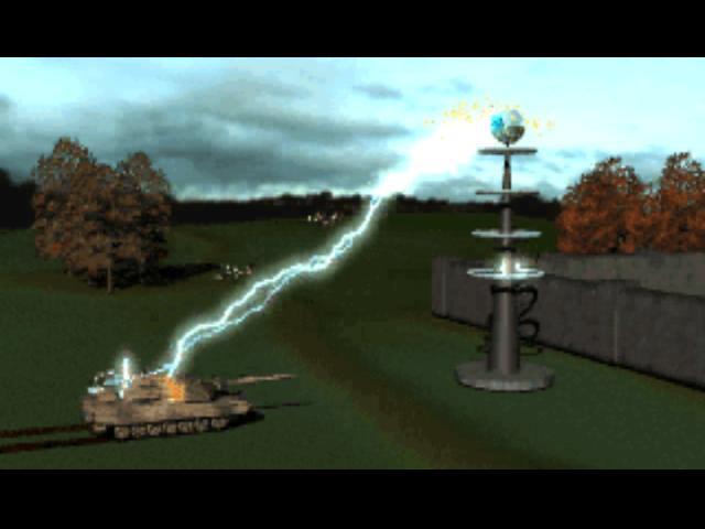 АИ-вселенная Red Alert: Вторая Великая Война