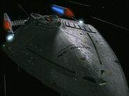 USS Prometheus, 2374 (fore)