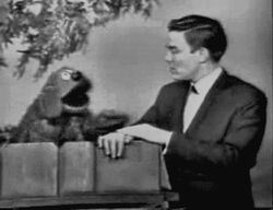 Jimmy Dean and Rowlf
