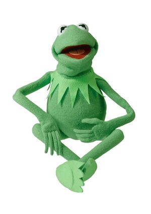 Kermit The Frog Limited Edition - Ventriloquist Dummies, Dummy