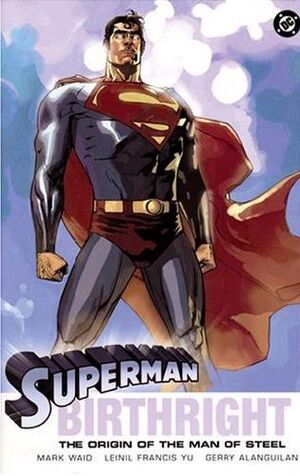 Cover for Superman: Birthright (Trade Paperback) #1