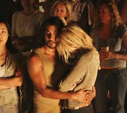 Sayid and shannon