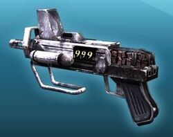 ACP repeater gun