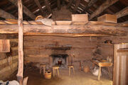 300px-Conner-prairie-log-cabin-interior