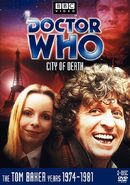 City of Death DVD US cover