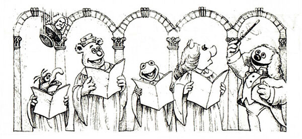 Rowlfbook OdeToJoyMuppetChoir