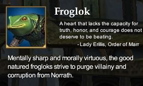 Froglok (Character Race)