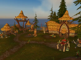 Revantusk Village