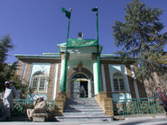 800px-Kabul - Mausoleum of Tamim Ansar