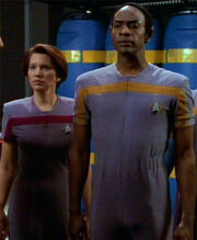 Starfleet training uniform