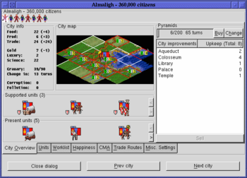 Citydlg overview freeciv113 gtk