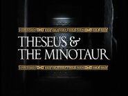 Episode 103: Theseus and the Minotaur