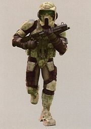 Clone Scout Trooper 01