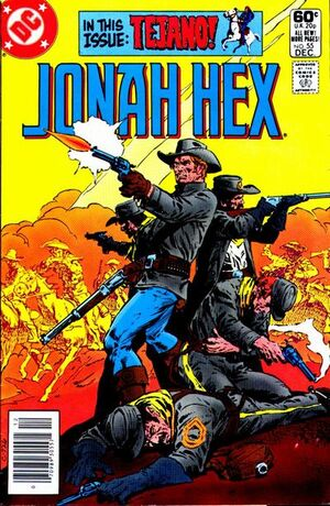 Cover for Jonah Hex #55