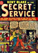 Kent Blake of the Secret Service Vol 1 1
