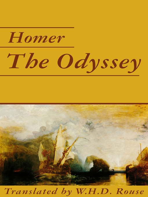 the theme of hospitality in the odyssey by homer Explanation of the famous quotes in the odyssey whereas homer's it treats the subject matter of the epic in an abbreviated form but captures the themes.