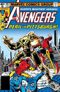 Avengers Vol 1 192