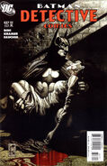 Detective Comics 827