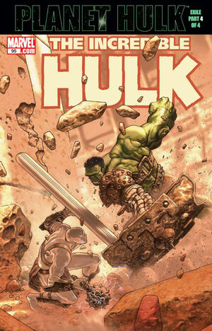 Incredible Hulk Vol 2 95